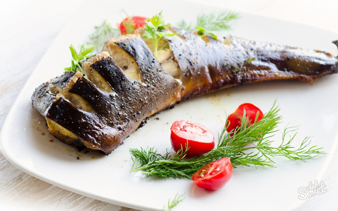 Рецепты из сома с пошагово