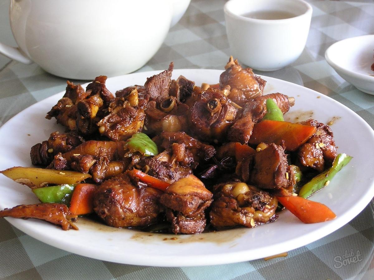 Говядина китайские рецепты фото