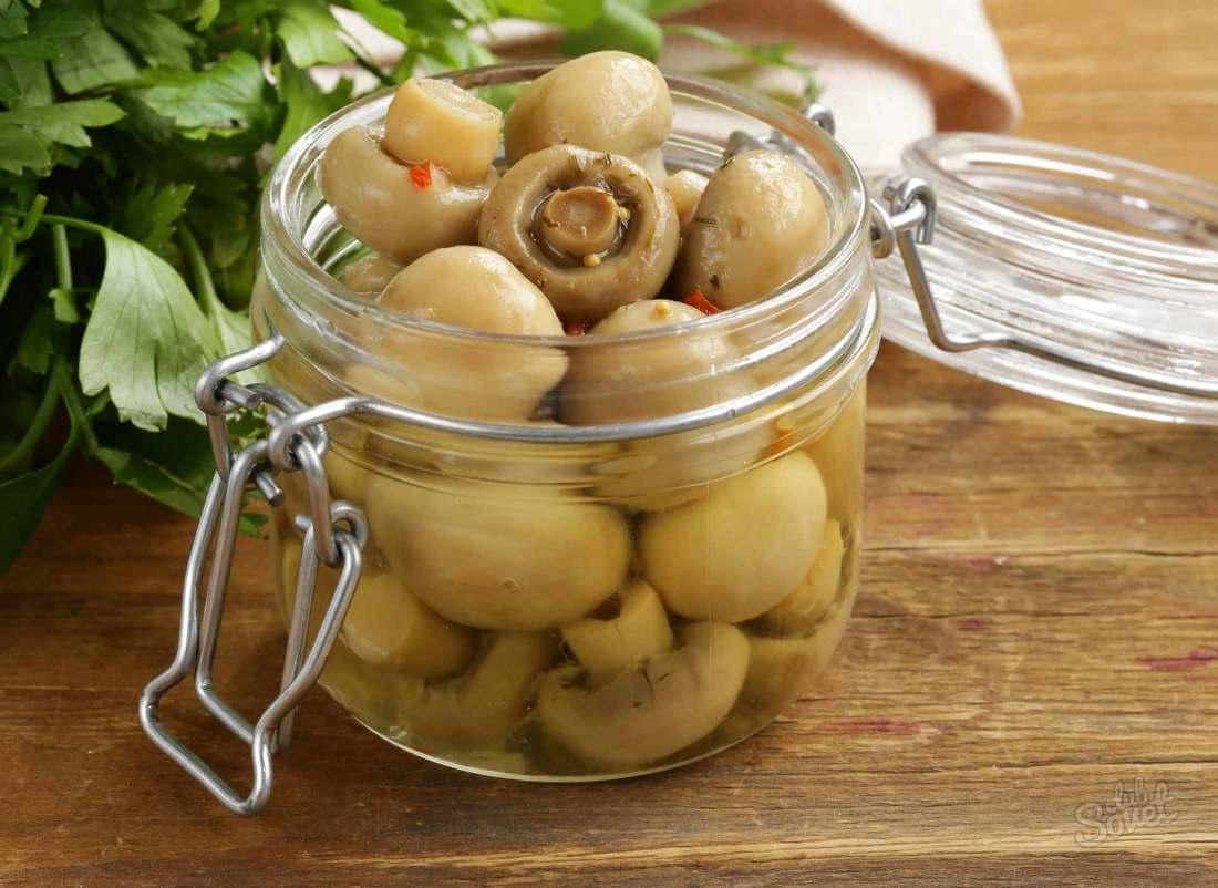 Маринование грибов в домашних условиях рецепт 62