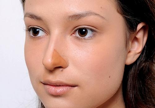 Как сделать нос большой