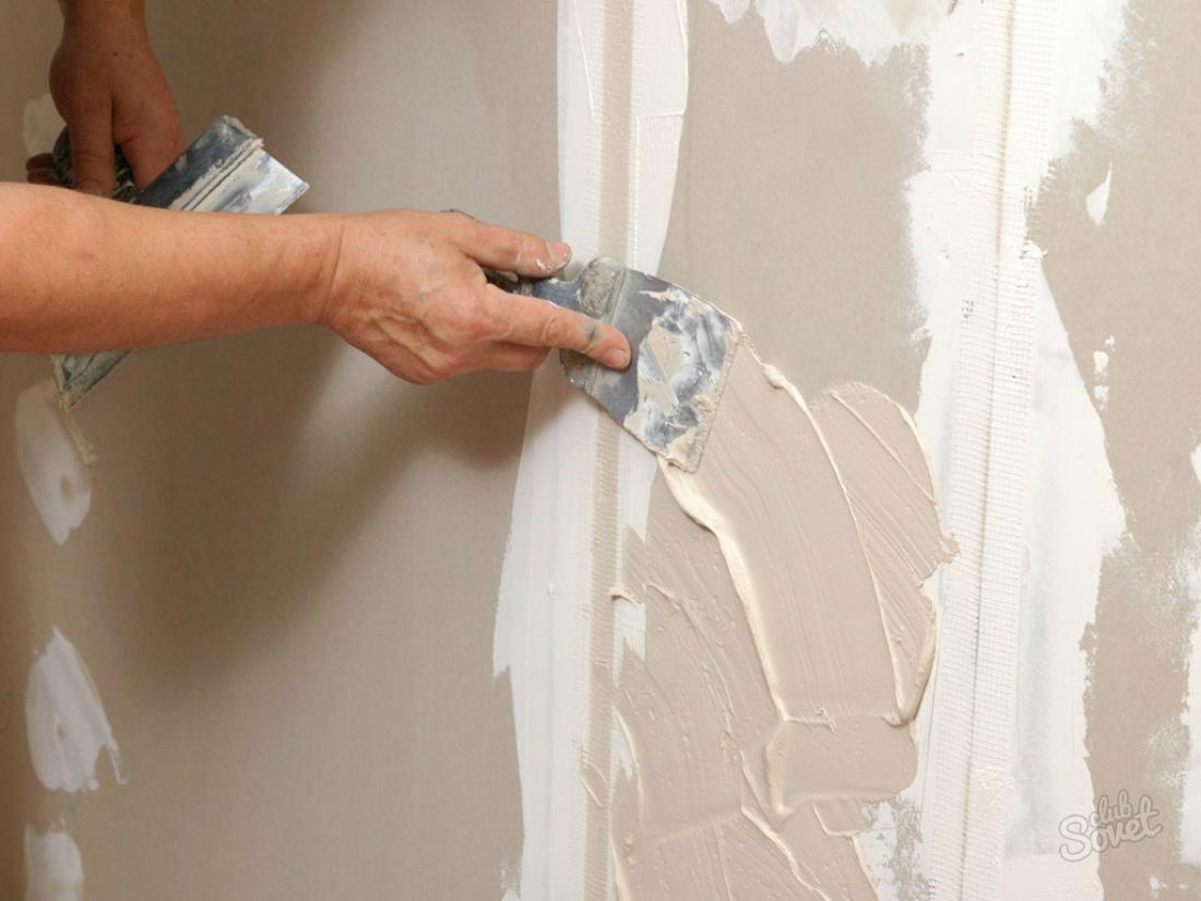 Шпаклевка потолка своими руками - пошаговая инструкция и 70