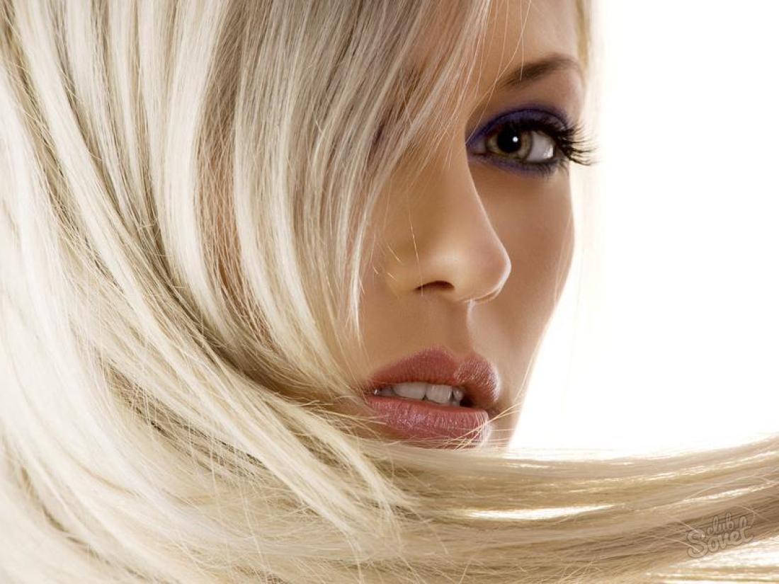Восстановление волос после осветления. Косметические и народные средства