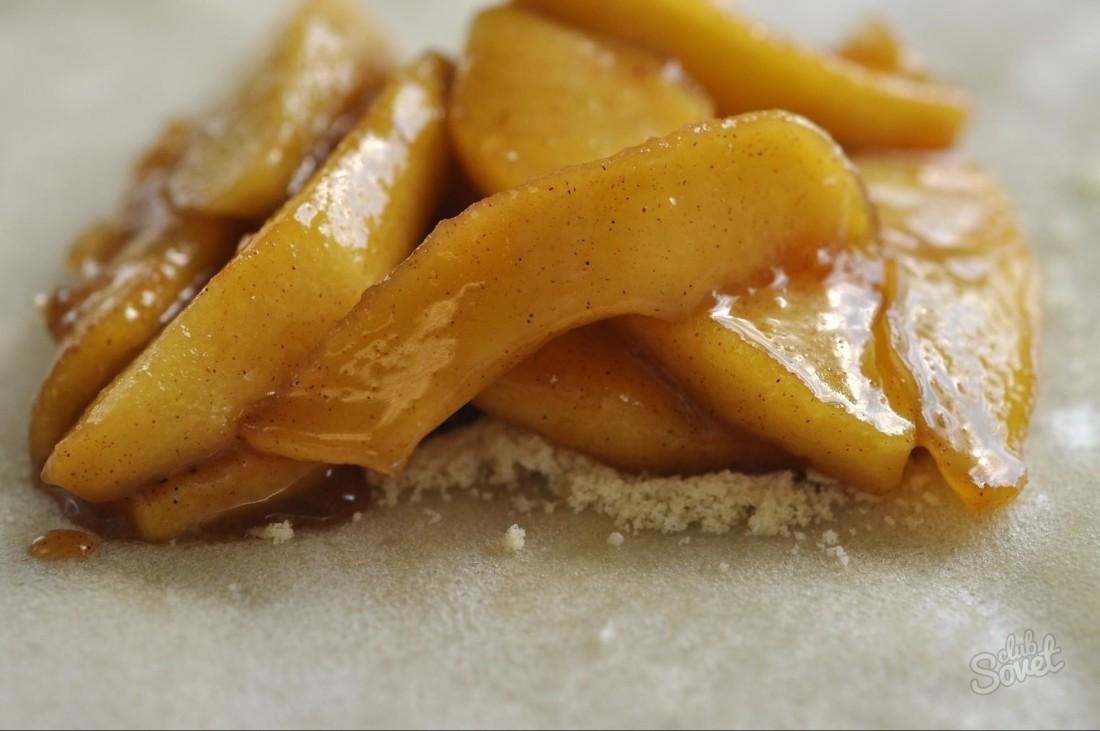Карамелизация яблок рецепт