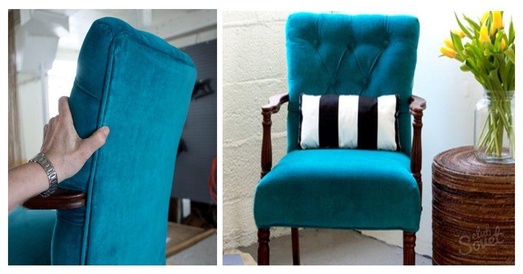 Как сделать простое кресло своими руками 84
