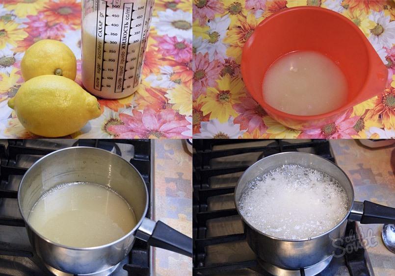 Как сделать сахар для эпиляции в домашних 458