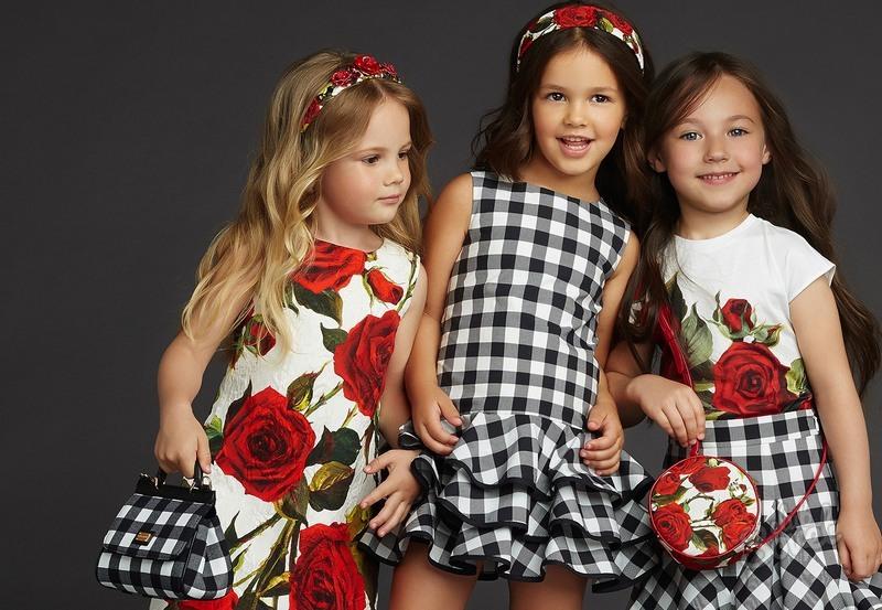 2017 модные для детей