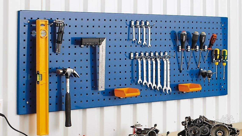 Полезные инструменты для гаража своими руками
