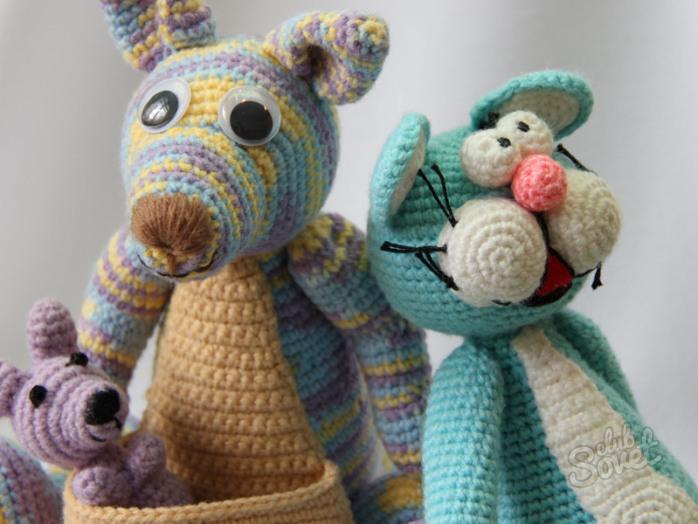 Вязание игрушек-крючком 70