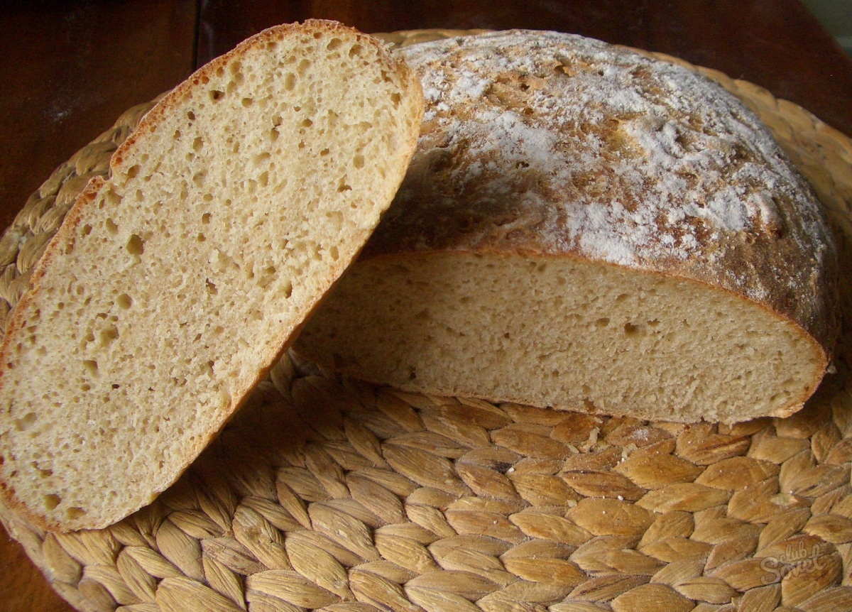 Как испечь хлеб в домашних условиях в духовке без дрожжей