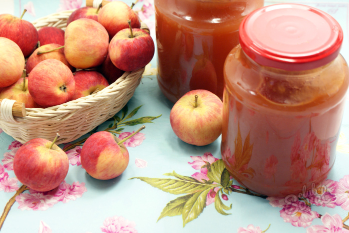 Как сварить повидла с яблок