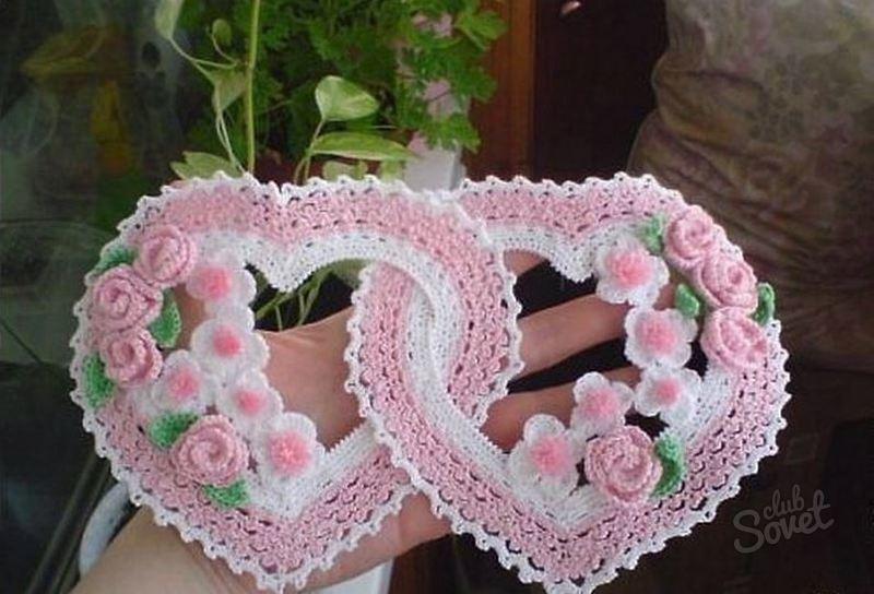 Что можно связать в подарок на свадьбу 575