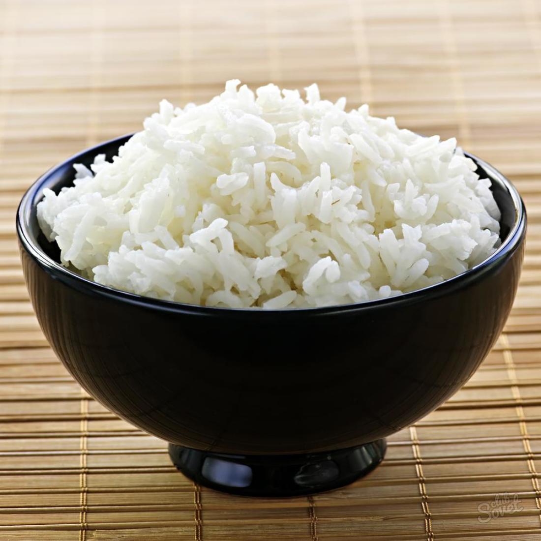 как сварить рис чтобы он был рассыпчатым в кастрюле