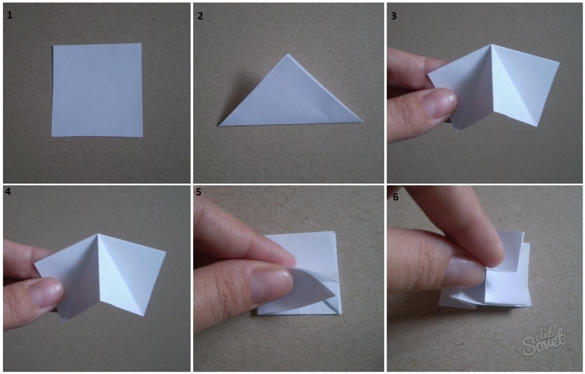 Как сделать кнопку своими руками из бумаги 949