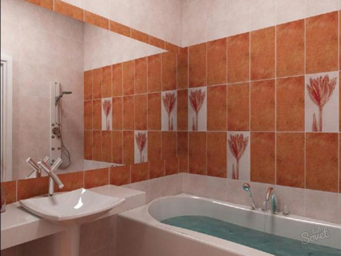 Дизайн ванной комнаты малогабаритной квартире