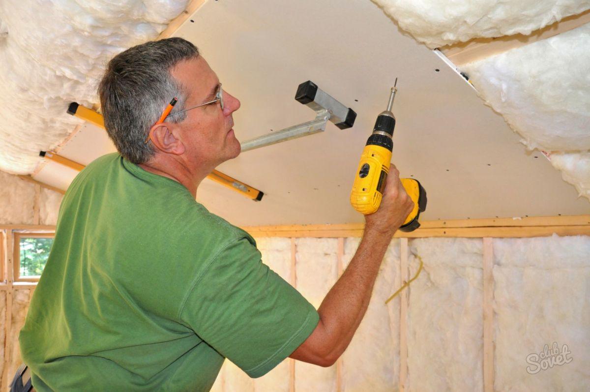Шумоизоляции потолка в квартире своими руками: методы и 17
