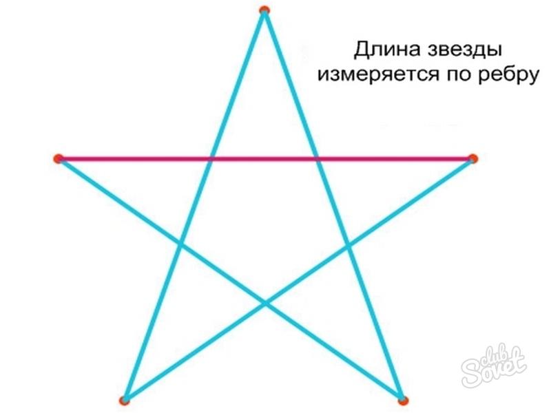 Как рисовать звезду пошагово 42