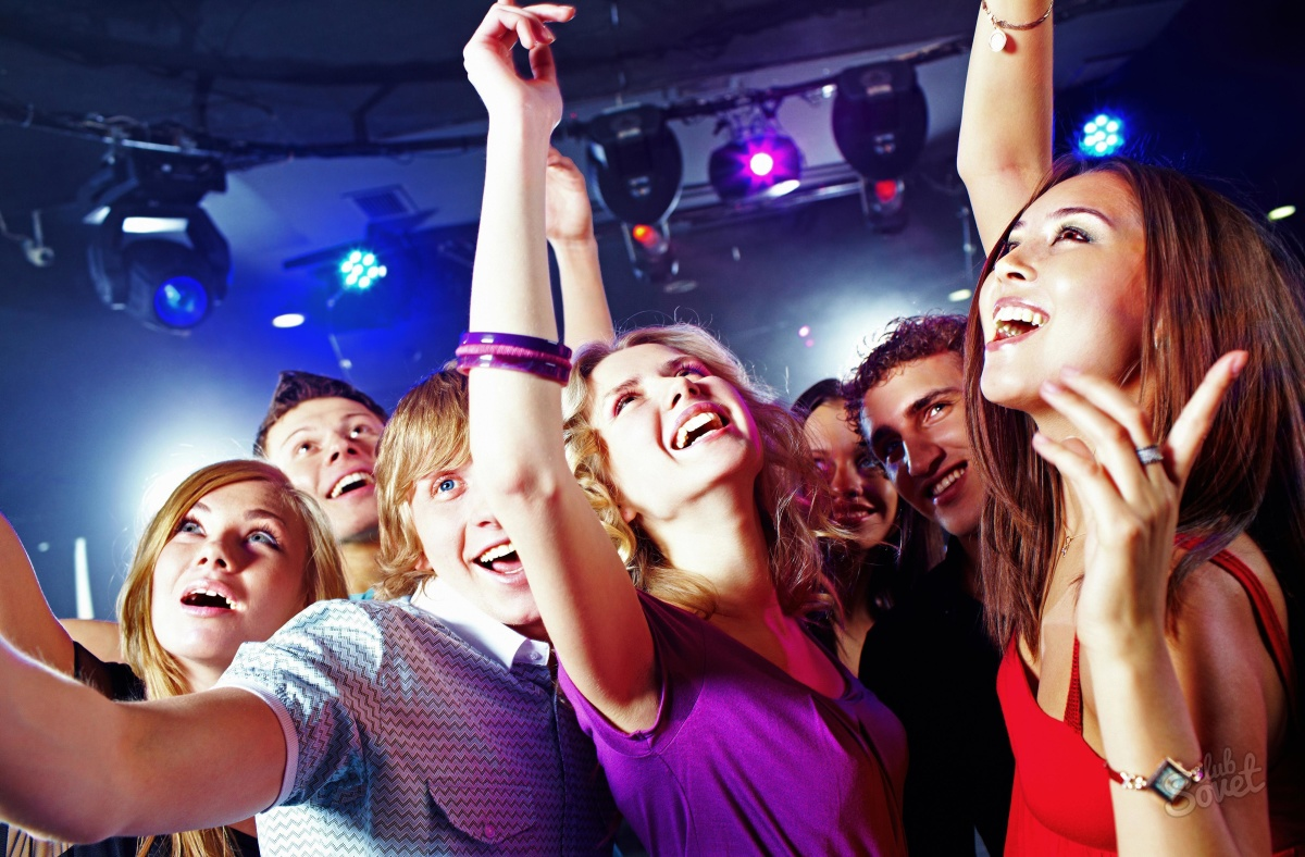 Темы для вечеринки в клубе 9 фотография