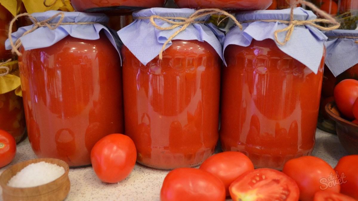 Рецепт приготовления сока из томатов в домашних условиях