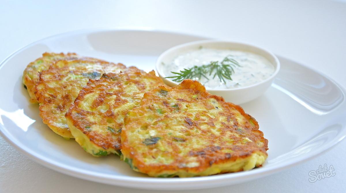 Кабачково-картофельные оладьи рецепт с фото пошагово