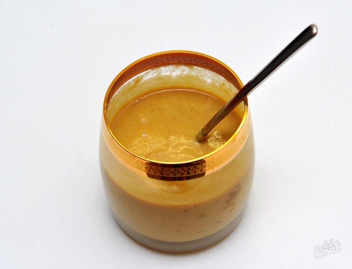 Как сделать горчицу из порошка в домашних условиях не очень острую