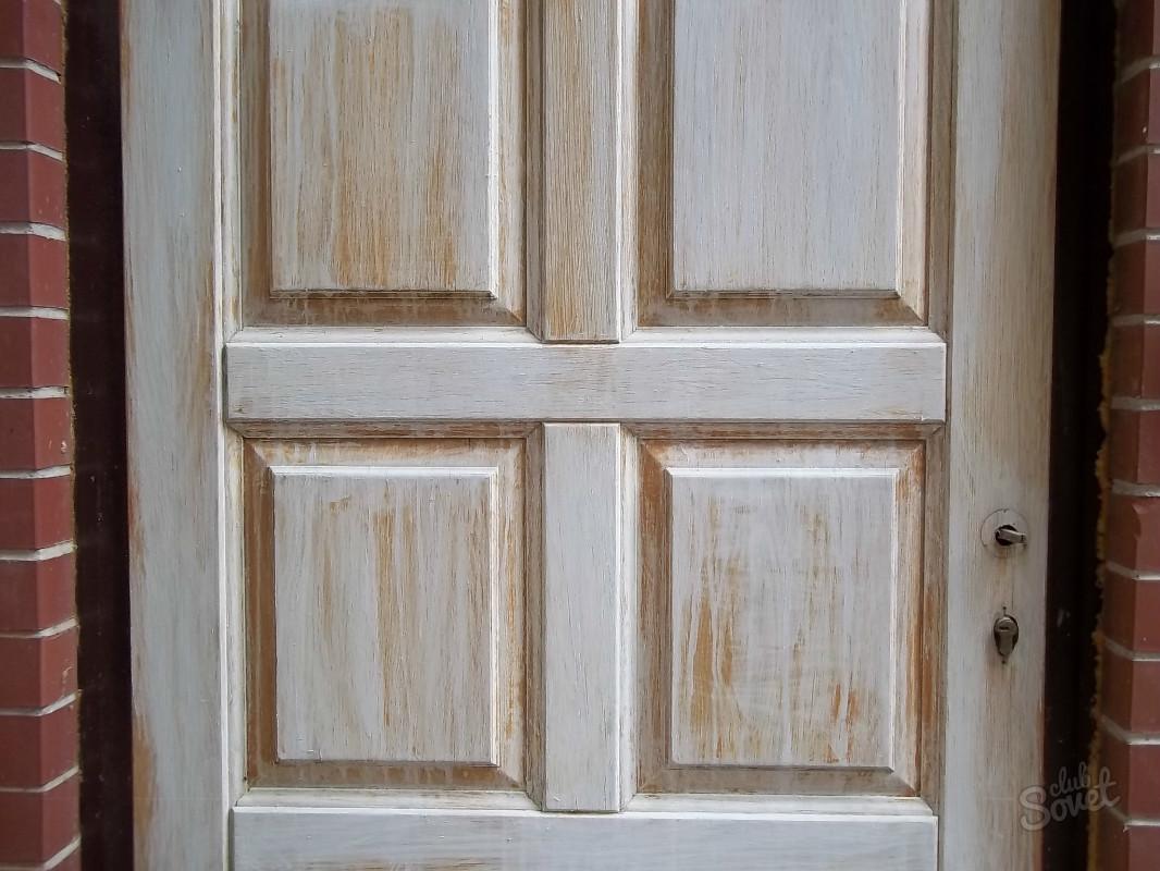 Реставрация дверей своими руками фото 55
