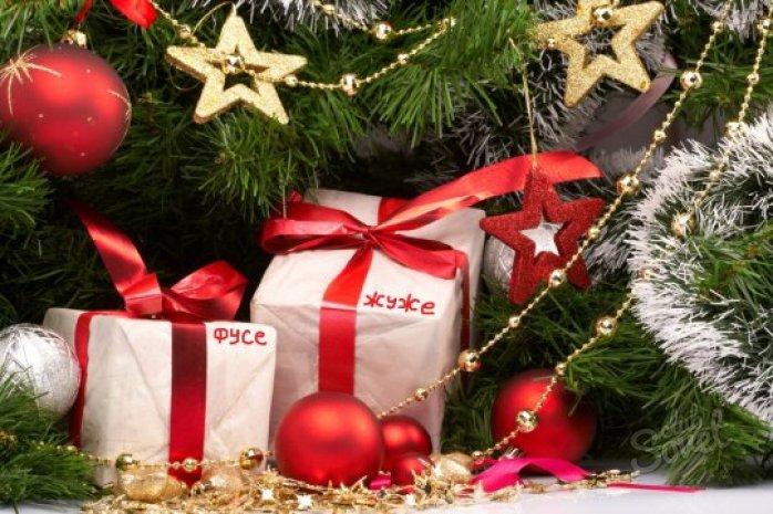 Как выбрать новогодние подарки для друзей?