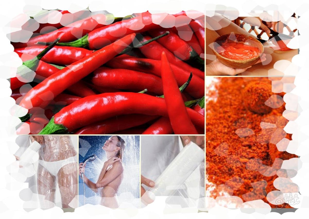Перцовое обертывание : рецепты с красным перцем и отзывы 41