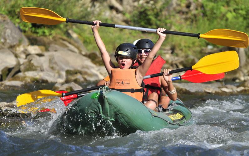 сплав на надувных лодках вид спорта
