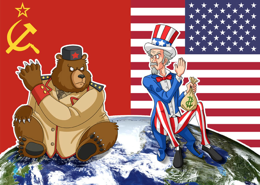 the effects of the cold war and soviet union fall in the united states Additional links back to the 1980s glasnost and perestroika in the 1980s, the soviet union was engulfed by a multitude of problems the economy, especially the agricultural sector, began to fall apart.
