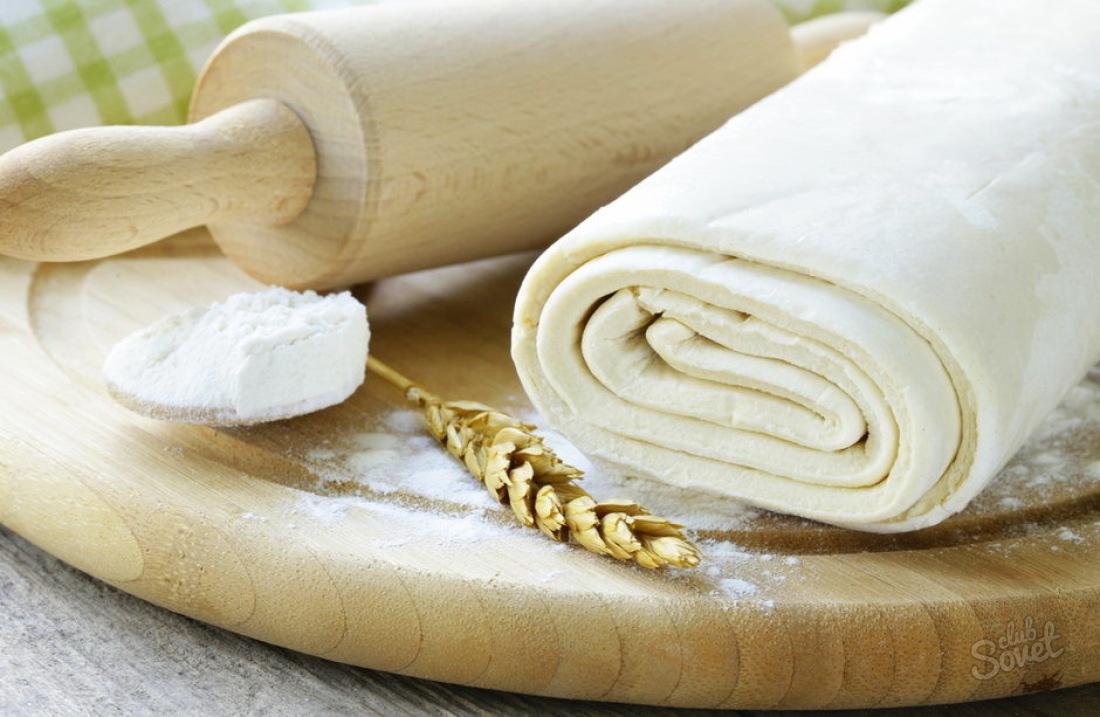 Рецепты с слоёным тестом в домашних условиях 186