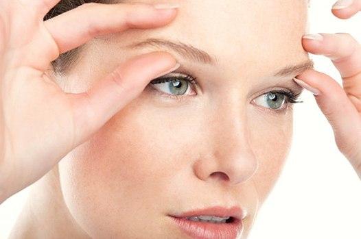 Как снять отёчность с глаз в домашних условиях 468