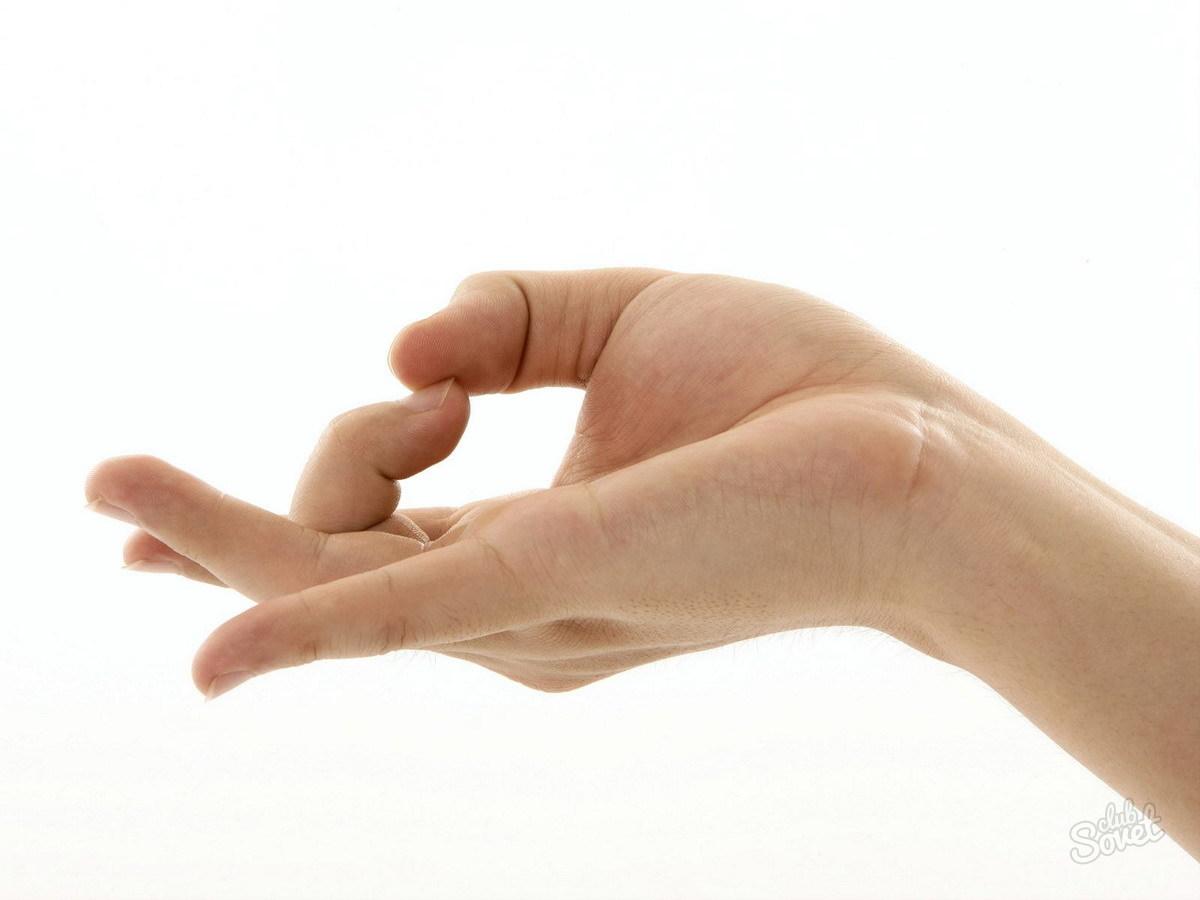 Видеть во сне свои пальцы рук