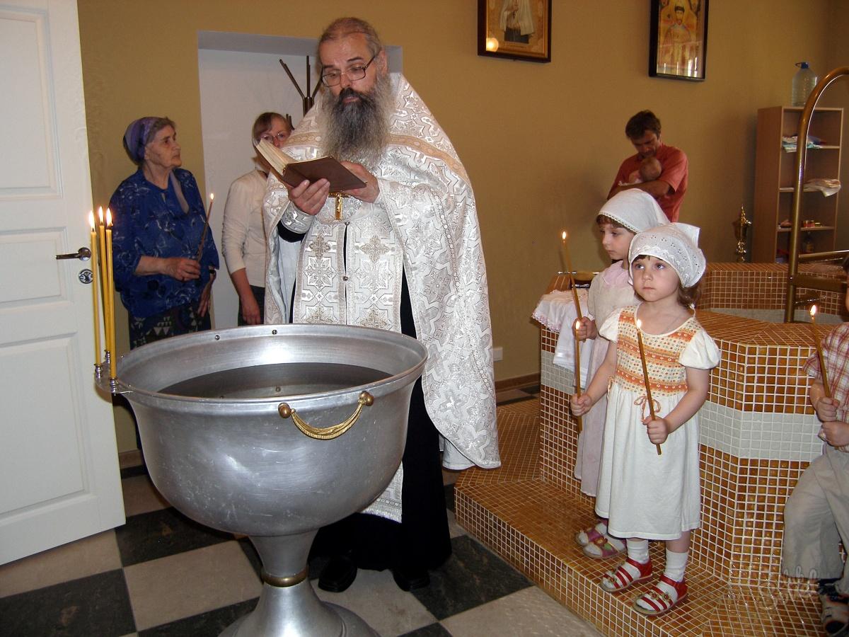 Что нужно делать после крещение взрослых