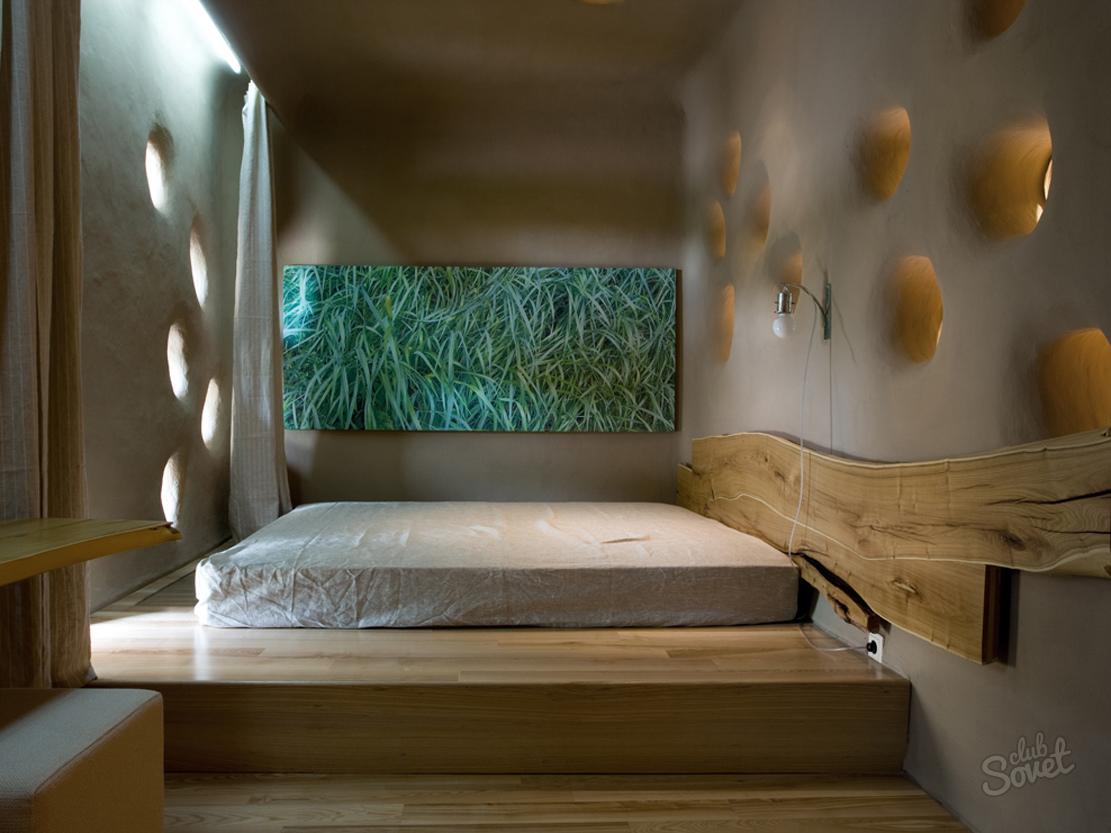Фото кровать на подиуме своими руками