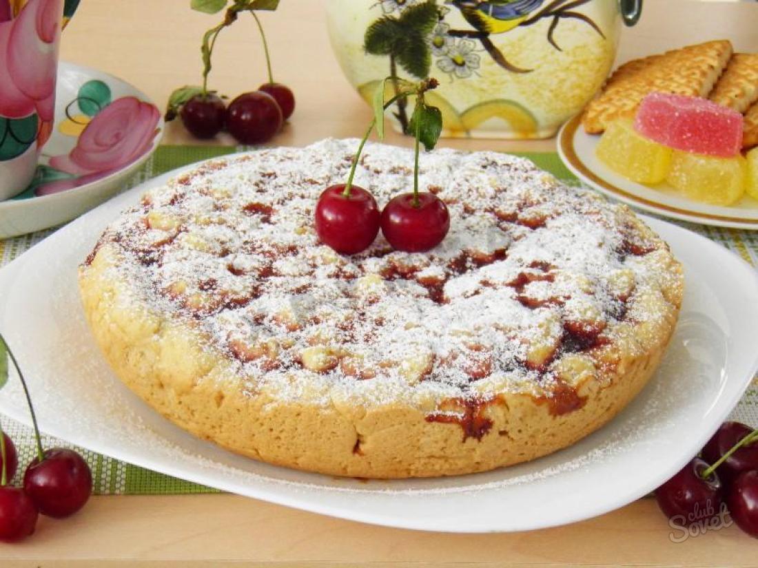 Пирог с варенья в мультиварке рецепты простые и вкусные