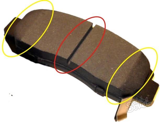 Почему тормозные колодки скрипят