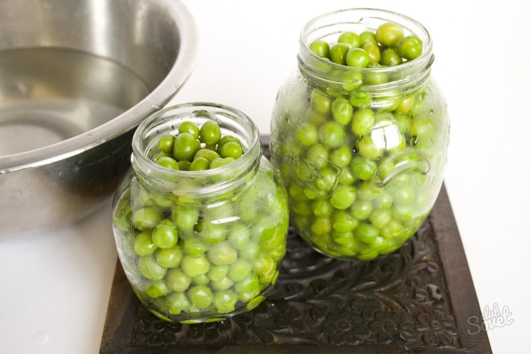 Горошек зеленый консервированный рецепты в домашних условиях на зиму 42