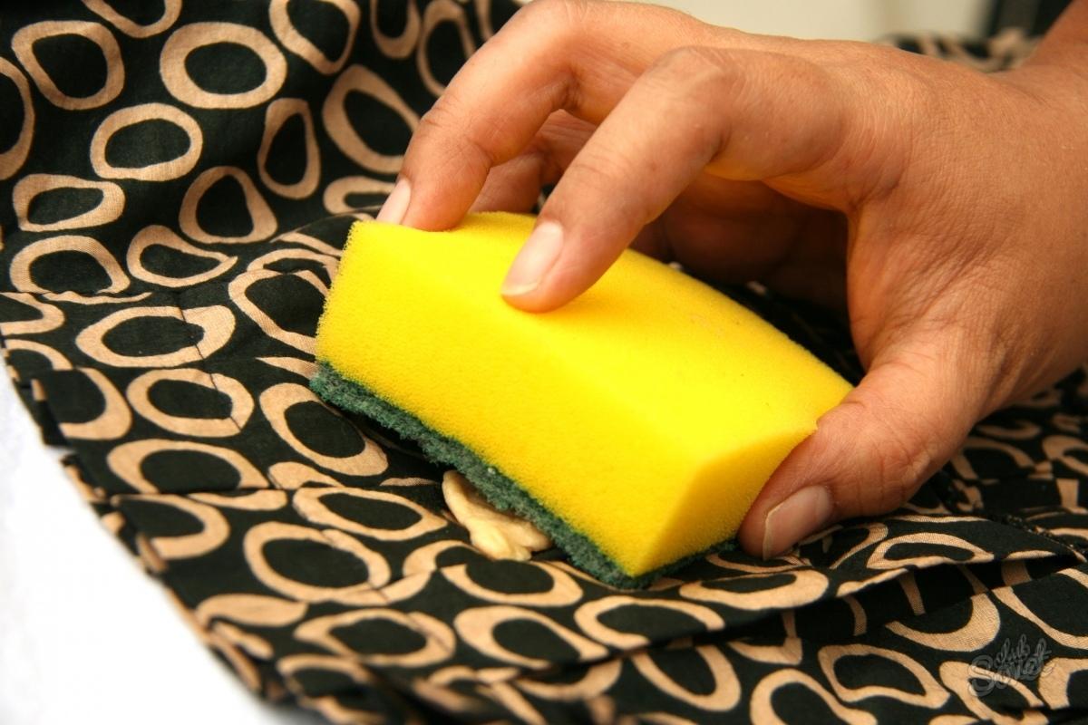 Как отмыть кожу от воска
