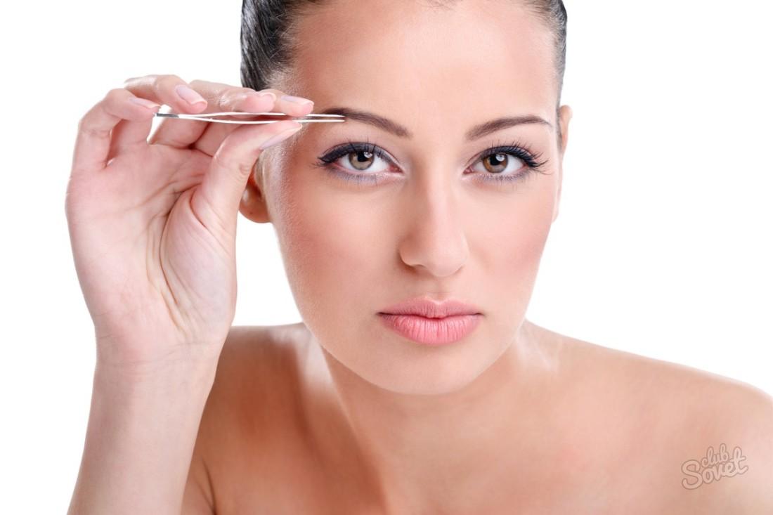 Чем и как сделать брови более заметными