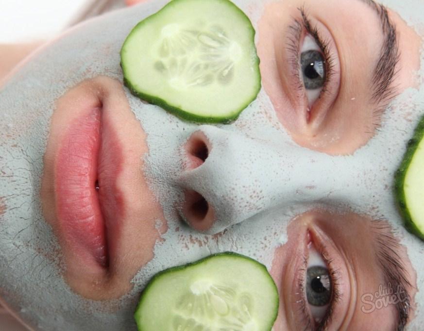 Как сделать огуречную маску от прыщей - ФоксТел-Юг