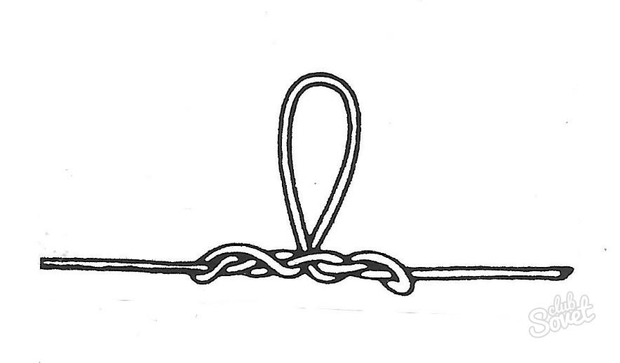 как связать плетенку между собой фото