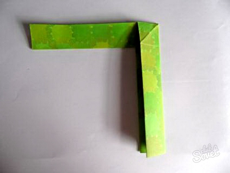 Как сделать из бумаги бумеранг с 4 углами