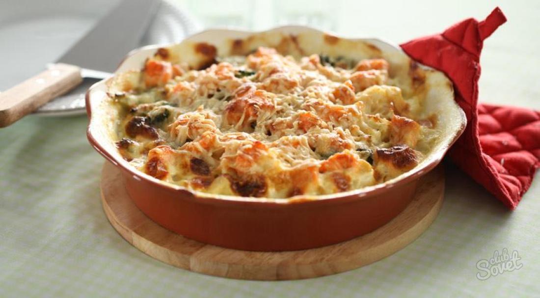 Овощная запеканка с брокколи в духовке рецепты