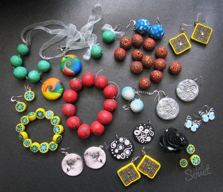 Как сделать своими руками украшения из пластиковых
