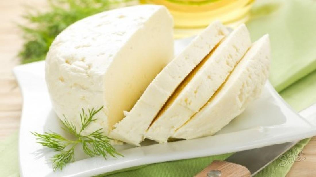 Как сделать сыр из козьёго молока 123