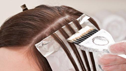 физической нагрузке для чего кладут фольгу когда обесцвечивают волосы термобелье