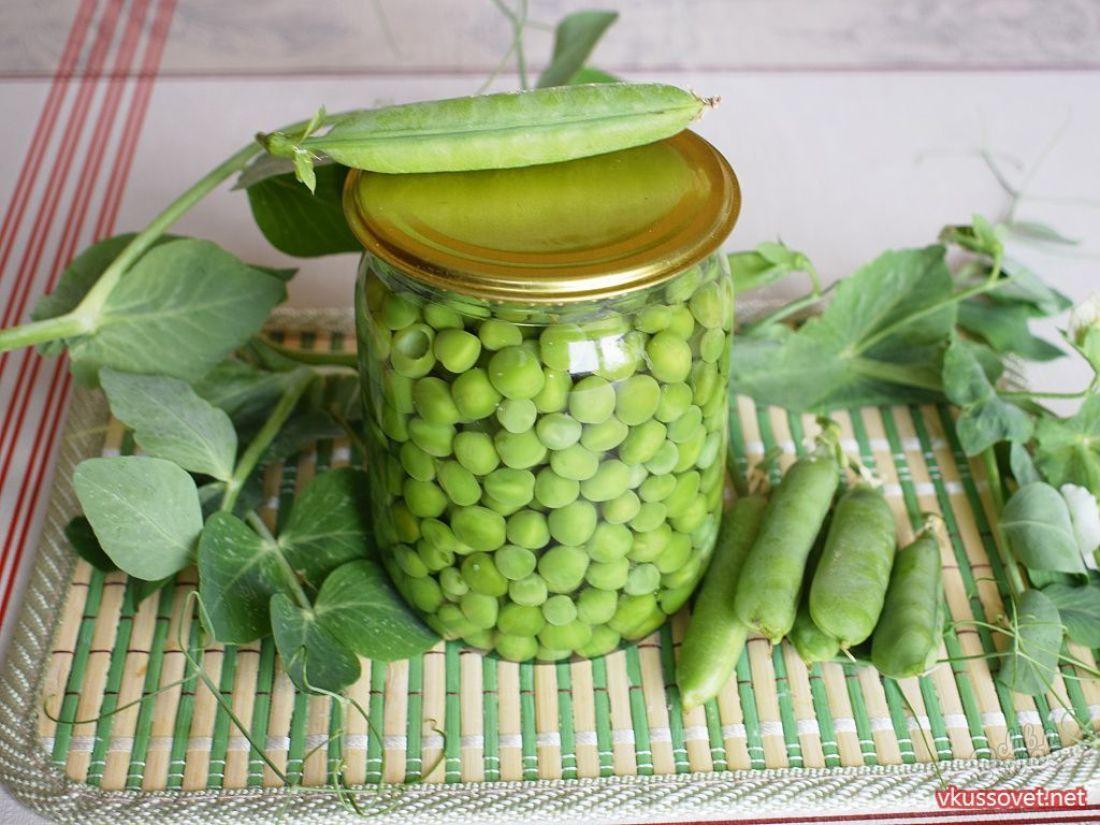 Как консервировать зелёный горошек. Домашнее консервирование зеленого горошка. Легкие рецепты домашней консервации зеленого горо