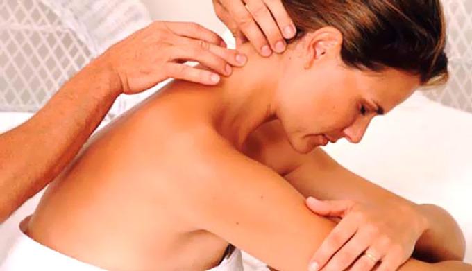 Массаж для шейного остеохондроза в домашних условиях
