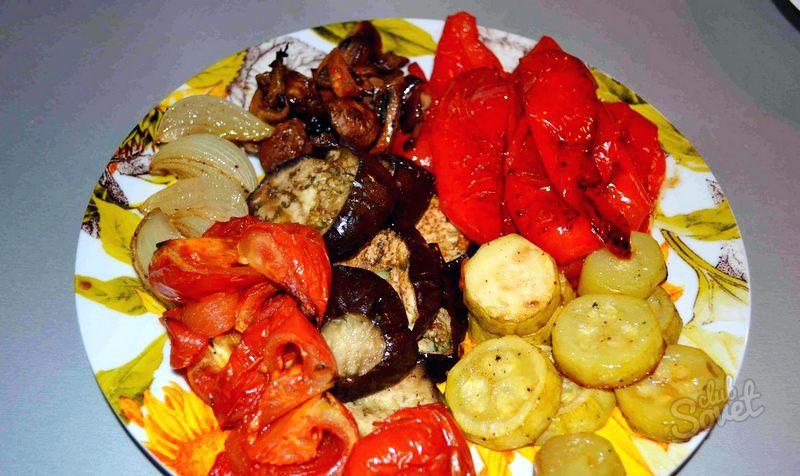 Блюдо из овощей рецепты с фото в мультиварке