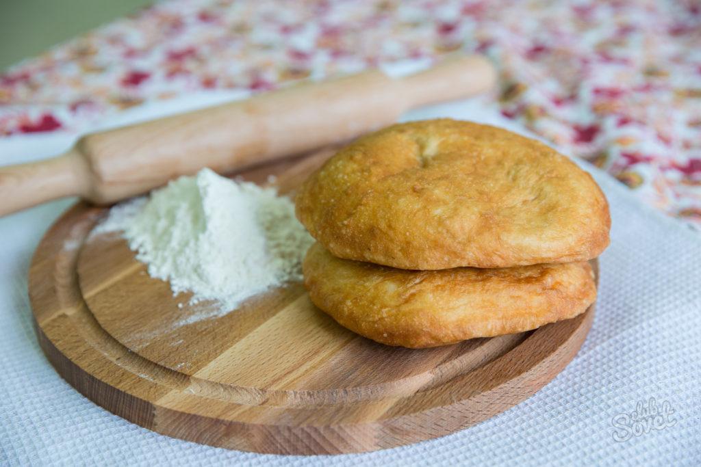 Как приготовить тесто на беляши в домашних условиях